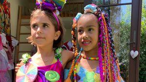 Schlaraffenland-Fete: So süß feierten North & Penelope B-Day