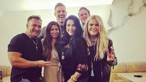 Sommerhaus-Reunion: Eva, Diana und Co. feiern Wiedersehen