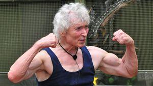 Peter Orloff will auch mit 75 keinesfalls in Rente gehen!