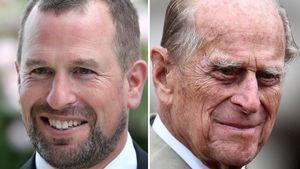 Peter Phillips: Erste Worte über Tod von Opa Prinz Philip