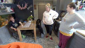 Sarafina schonen: Silvia verdonnert Peter zur Hausarbeit
