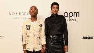 Mega Drillings-Überraschung: Pharrell Williams wieder Papa!