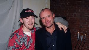 Phil Collins' Sohn wegen Drogenhandel verhaftet!
