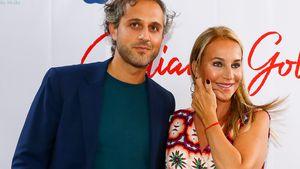 Caroline Beils Tochter Ava (4) gibt ihr Red-Carpet-Debüt