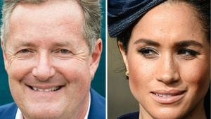Fake-Vorwurf: Moderator Piers Morgan disst Herzogin Meghan
