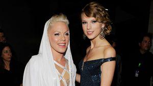 Bereut sie's? Pink wäre heute nicht mehr Team Taylor Swift!