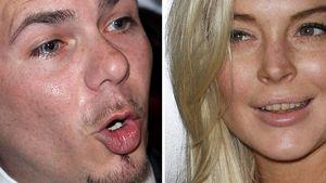 Pitbull: Darum sollte Lindsay mich nicht verklagen