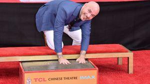 Ehrung in Hollywood! Pitbull verewigt Hände & Füße in Zement