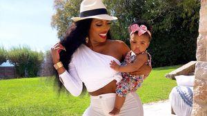 Porsha Williams' Tochter ist jetzt schon ganz die Mama!