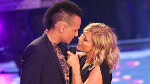 """Prince Damien & Michelle in der Show """"Schlagercountdown"""""""