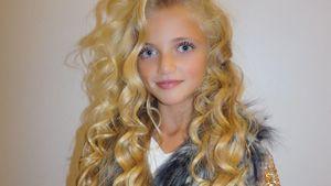 Trotz Web-Hate: Katie Price schminkt Tochter (10) zu Mini-Me
