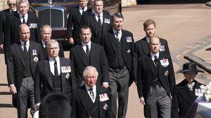 Die ergreifendsten Bilder von Prinz Philips (†99) Beisetzung