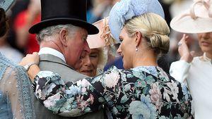 Steht Prinz Charles' Nichte ihm näher als Kate und Meghan?