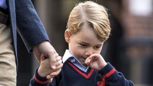 Wie traurig: Prinz George darf keine Schulfreunde haben