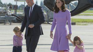 Quarantäne-Zeit: Wie erklärt Herzogin Kate das ihren Kids?