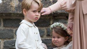 """Pippas Hochzeit: Die 5 süßesten """"George & Charlotte""""-Pics"""