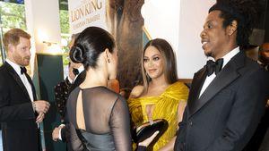 Harry, Meghan, Beyoncé & Jay-Z plaudern übers Elterndasein!