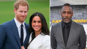 Prinz Harry und Meghans Interview: Idris Elba verteidigt sie