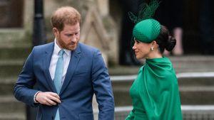 Nach nur zwei Tagen: Harry und Meghan feuerten Archies Nanny