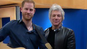 Vom Royal zum Rocker? Prinz Harry singt jetzt mit Bon Jovi