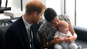 Prinz Harry verrät: Das war das erste Wort von Sohn Archie!