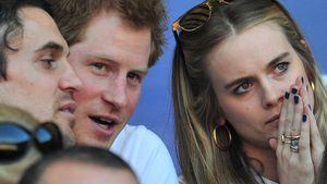 Harry-Ex Cressida: Darum schweigt sie über seine Hochzeit!