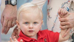 Süßer Prinz Jacques von Monaco: Wem sieht er denn ähnlicher?