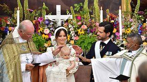 Reporterin plaudert aus: So locker war Prinz Julians Taufe