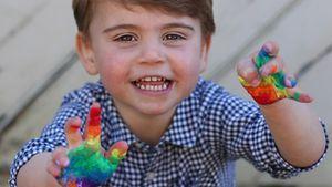 Zweiter Geburtstag: Zuckersüße neue Fotos von Prinz Louis
