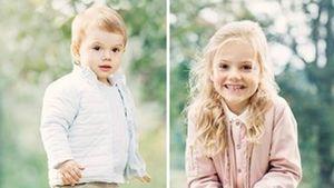 Neue Bilder! Prinz Oscar zuckersüß & Estelle schon sooo groß