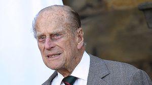 Nach Prinz Philips Tod: Dieser Royal war als Erstes bei ihm