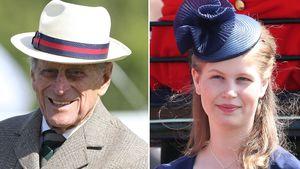 Prinz Philips Enkelin Lady Louise soll dessen Ponys erben