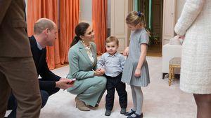 Oscar und Estelle: Hier lernen sie Kate und William kennen!