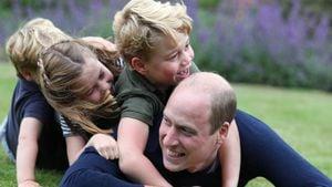 Prinz William verrät: Die Kids drehen mit Zucker total durch