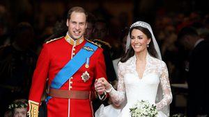 Zehnter Hochzeitstag: William und Kates Liebes-Highlights