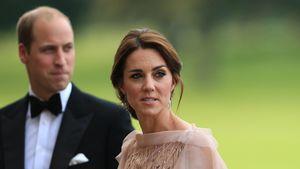 Nach Oprah-Interview: Prinz William will Kate beschützen