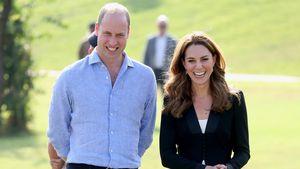 """""""Wie Therapie"""": Tiere halfen Kate und William durch Lockdown"""
