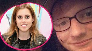Royaler Angriff: Ed Sheeran von Prinzessin Beatrice verletzt