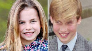 Fans sind überzeugt, Charlotte sieht aus wie Papa William