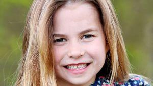 Frechdachs: Prinzessin Charlotte (6) gibt sich als 16 aus