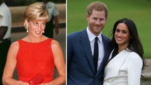 Irre! Hellseher glauben: Diana als Geist bei Harrys Hochzeit