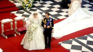 40 Jahre her: So pompös war Charles und Dianas Hochzeit 1981