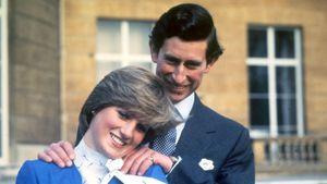 Diana und Charles trafen sich vor der Hochzeit bloß 13 Mal