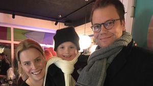 Prinzessin im Burgerladen: Estelle von Schweden feiert Bday!