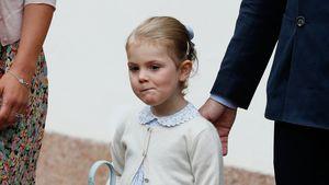 Prinzessin Estelle von Schweden 2015 in Oland