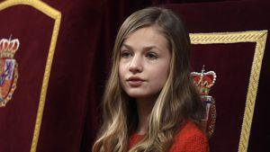 Kurz nach Schulstart: Prinzessin Leonor muss in Quarantäne!