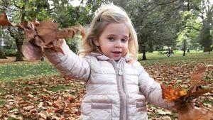Süße Herbst-Maus: Hier verzaubert Leonore von Schweden alle!