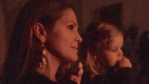 Prinzessin Madeleine & Leonore: Heimatgefühle in London