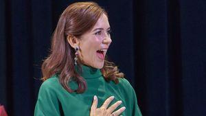 Royaler Fauxpas: Prinzessin Mary lässt einen Preis fallen