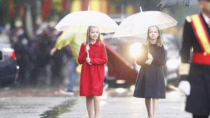 Sofia & Leonor von Spanien: Sie sind schon richtige Ladys